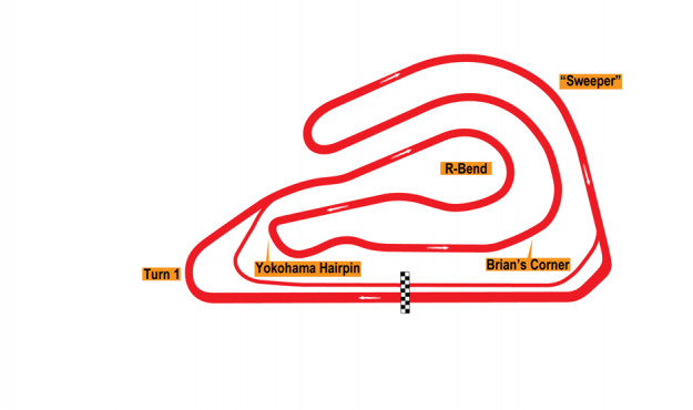 Map of Batangas, Full Circuit 1996-2001