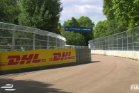 A modified Turn One at Battersea Park