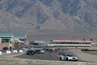 Bentley races to its first North American win at Miller Motorsports Park in 2014.