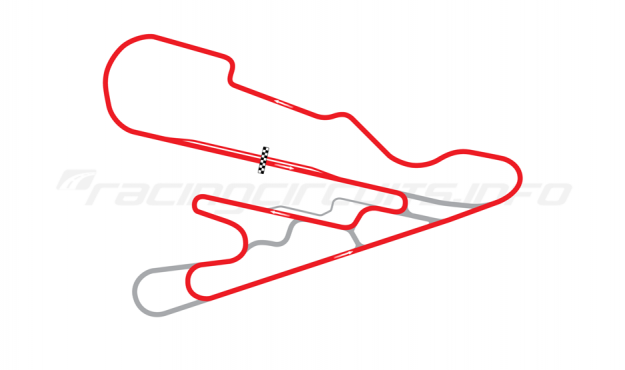 Map of Codegua, Alternative full circuit 2014 to date