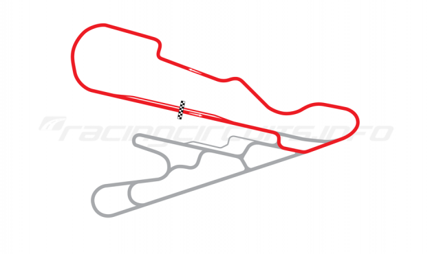 Map of Codegua, North Circuit 2 2014 to date