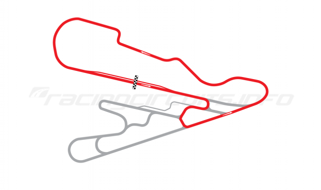 Map of Codegua, North Circuit 3 2014 to date