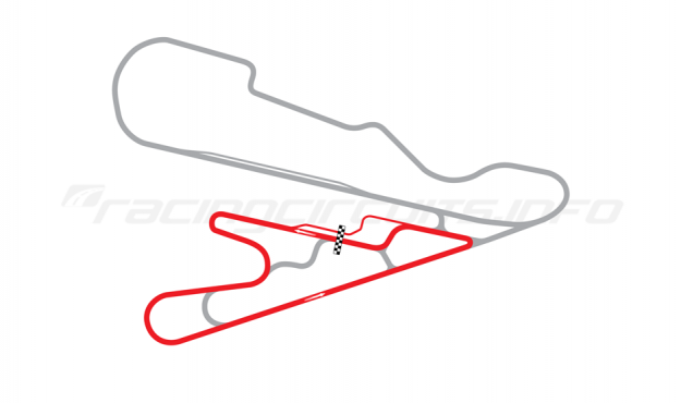 Map of Codegua, South Circuit 1 2014 to date