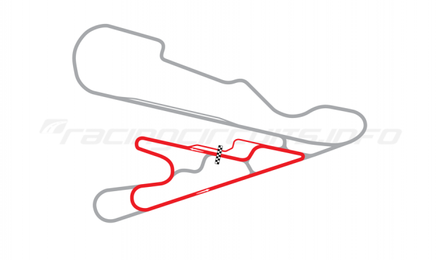 Map of Codegua, South Circuit 2 2014 to date
