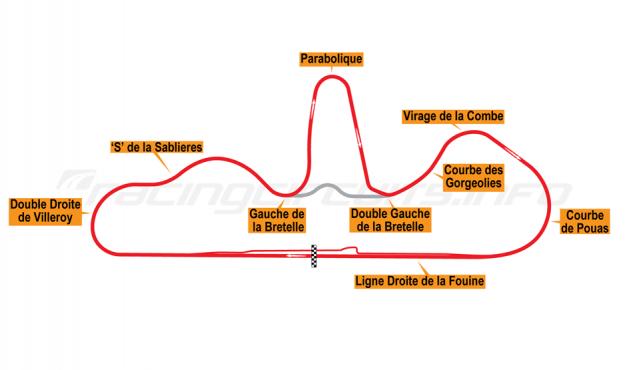 VRC VTCC : Финальный 15 Этап - Dijon