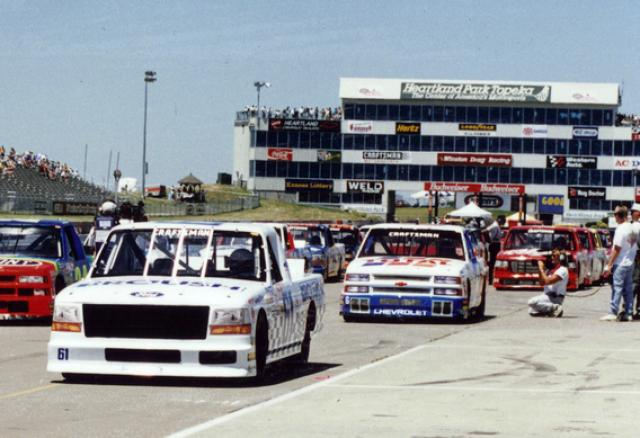 Heartland Park Topeka witnessed NASCAR's Craftsman Truck series in its heyday but has hit financial trouble since.
