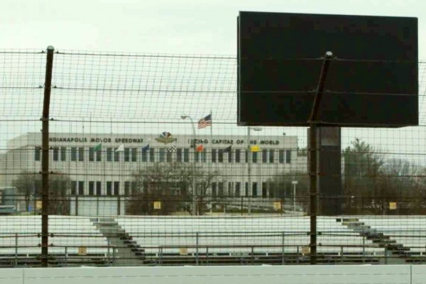 Indianapolis screens get bigger brighter and better for Indianapolis motor speedway ticket office