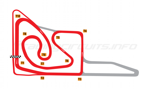 Map of Jiangsu Wantrack International, Short circuit 1 2014 to date