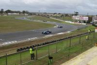 The Esses at Mallala Motor Sport Park.