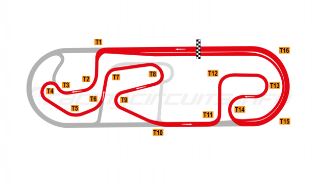 Map of Puebla, International Short Course 2006 to date
