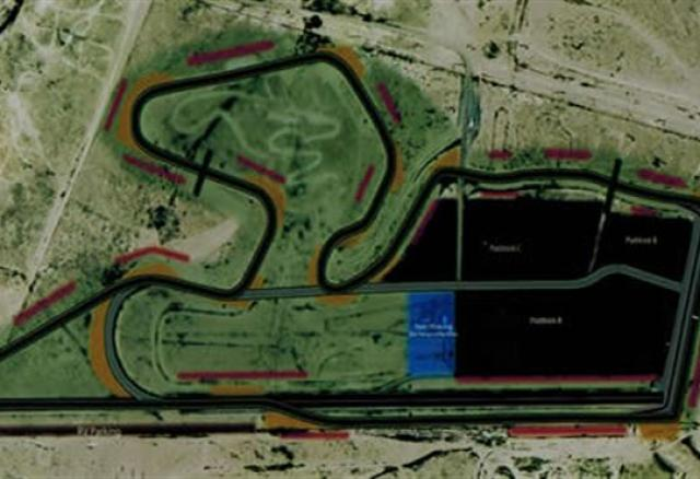 Pueblo Motorsports Park proposed upgrades