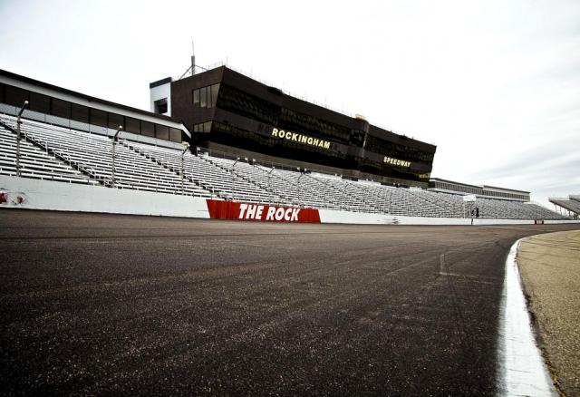 Rockingham Speedway's future remains in the balance.