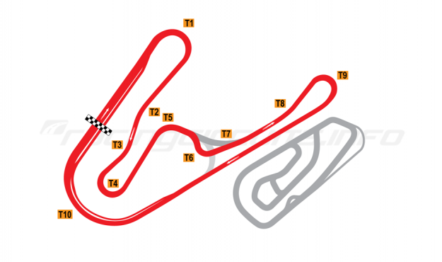 Map of Tsukuba, 2000 Bike Course 2001 to date