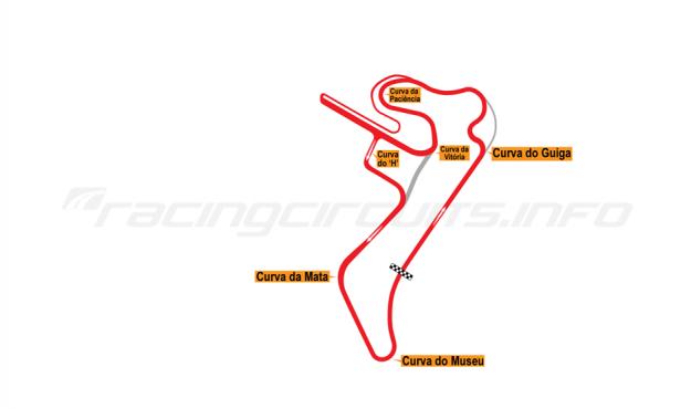 Map of Velo Città, East Circuit with H Loop 2010