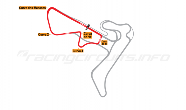 Map of Velo Città, West Circuit 2015 to date